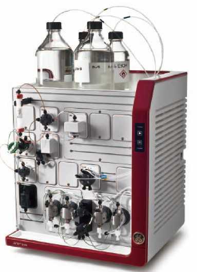 GE AKTA Pure 蛋白质分离层析纯化系统