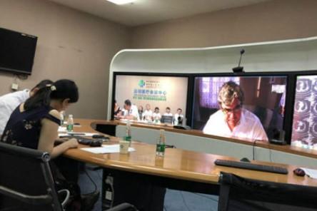 四川省人民医院启动中美远程会诊:不出远门享美国优质医疗
