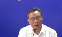 钟南山:有信心在四月底基本控制疫情,疫情首先出现在中国,不一定发源在中国