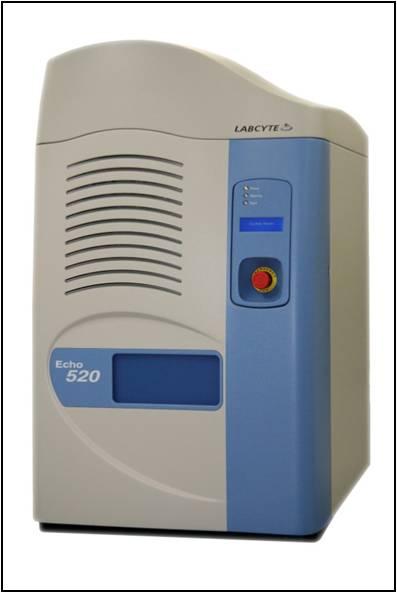 Echo®非接触式纳升级声波移液系统