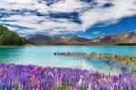 新西兰最惊艳的湖泊
