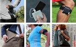 Ampy:利用肢体动作为手机充电