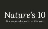《自然》发布 2017 年度十大人物,两名华人学者入选