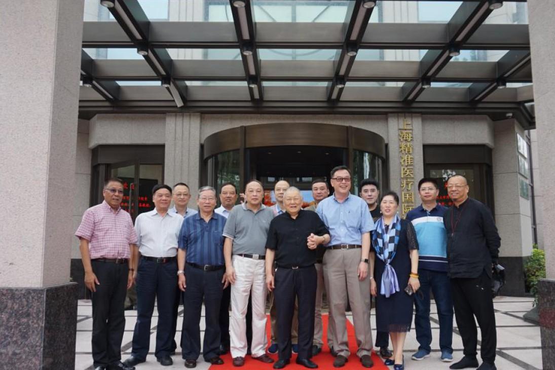 聚焦精准医疗 赋能时代健康 —上海精准医疗国际研究院在沪揭牌