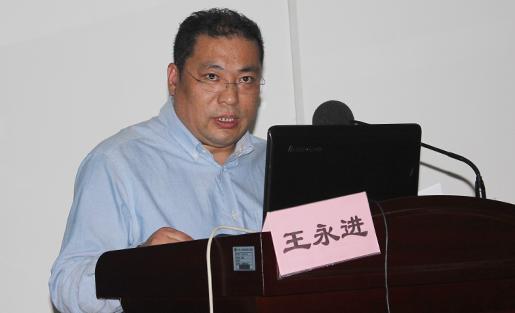 2016年2月29日在中国遗传学会遗传咨询分会年会上,贺林院士与国家图片