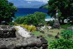 体验南太平洋小岛风情