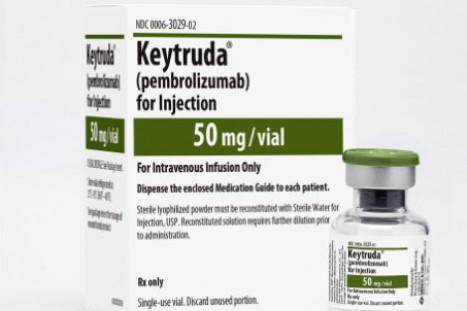 Keytruda再发威!非小细胞肺癌治疗可首选免疫疗法