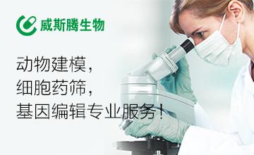 威斯腾生物:整体实验外包专业服务