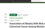 JAMA肿瘤:抵挡癌症年轻化,饮食、锻炼永远是主旋律