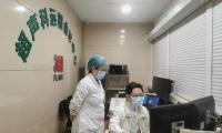 远程超声机器人火速支援武汉黄陂方舱医院、雷神山医院,隔空实时会诊病患