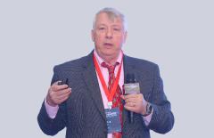 美國臨床質譜學會主席David Herold