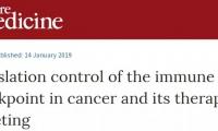 Nature子刊:阻断PD-L1蛋白合成显著抑制致命肝癌生长