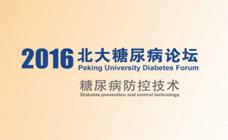 2016北大糖尿病论坛 ---糖尿病防控技术