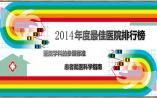 东北区篇 |复旦大学发布《中国最佳医院排行榜》,揭秘东北最牛妇科、儿科医院是如何炼成的?