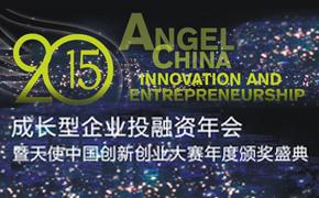 2015成长型企业投融资年会