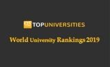 2019年QS世界大学排名发布,中国65所大学上榜!(附TOP200)
