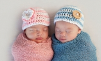 "PNAS:龙凤胎中的女宝宝未来""挣钱可能较少""?怪男宝宝"