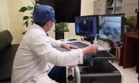 浙江省人民医院应用华大智造远程超声机器人,诊断新型冠状病毒肺炎疑似患者
