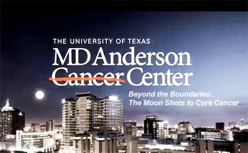 休斯顿的德克萨斯大学(university of texas )的安德森癌症中心(md
