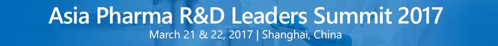 Asia Pharma R&D Leaders Summit 2017