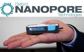 Oxford Nanopore公司新获3千万英镑注资