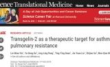 基于针灸疗法,中国科研人员发现一个支气管哮喘治疗靶标