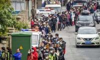 """柳叶刀:一封来自中国的""""绝望的恳求信""""呼吁关注疫情下普通人的生活"""