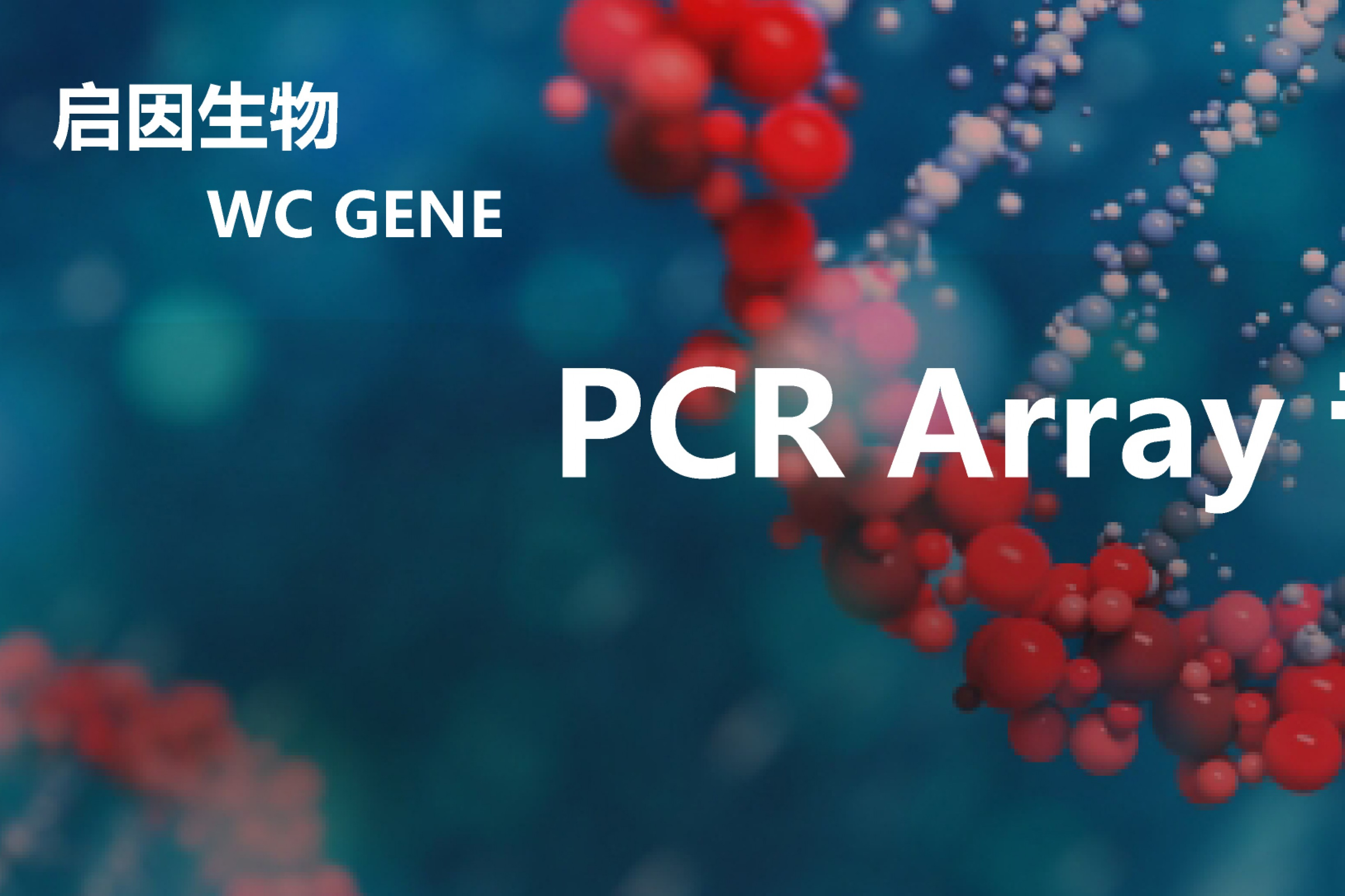 毒力因子qPCR檢測 virulence factors qPCR array