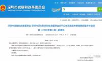 终于上市!深圳批准自体软骨细胞移植术等医疗服务进入临床应用!