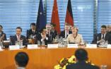 中德签181亿美元经贸技术合作协定 医疗成双方首批合作重点