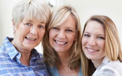 长寿会遗传!父母年龄可预测女儿寿命