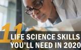 """成为2020年""""生命科学""""界的人才,必备这11种技能"""