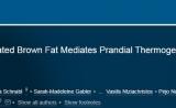 "Cell:""吃饱了""?这事,肠道激素和脂肪说了算"