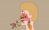 刷牙漱口的重要性!口腔细菌可能引起肠道疾病