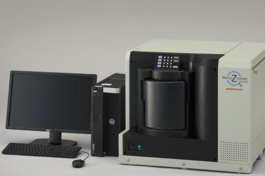 """定义""""最快""""扫描速度,滨松首秀最新数字病理切片扫描技术"""