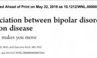 Neurology:这种心境障碍竟与帕金森症有关?