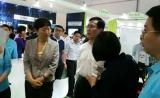 国家卫计委领导和IBM全球高管参访杭州认知 全国独家沃森官方运营商大放异彩