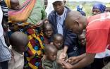 西非地区:埃博拉未平 麻疹又起或导致7000人死亡