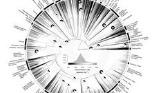 Nature:近万种鸟类的族谱图首次绘制出