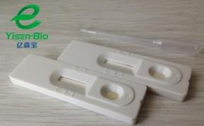黄曲霉毒素B1检测金标卡试剂盒