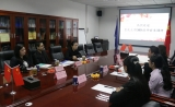 重庆大学EDP中心学员企业参观走访调研活动——走进高圣医药