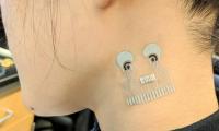 """超级""""皮肤贴片""""传感器问世,华人科学家参与研发,能实时同步检测多种健康数据"""