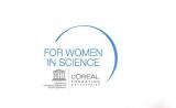 世界因科学而美丽,科学因女性而绽放