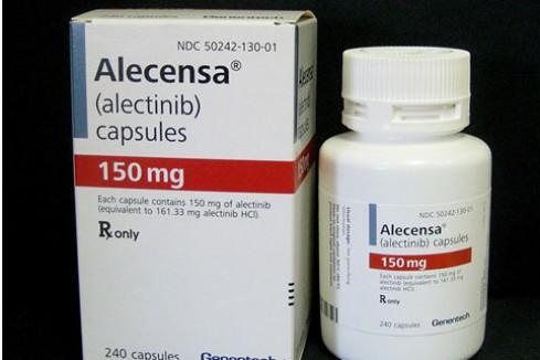 喜大普奔丨肺癌新靶向药Alectinib国内上市,这类晚期肺癌有望变成慢病!