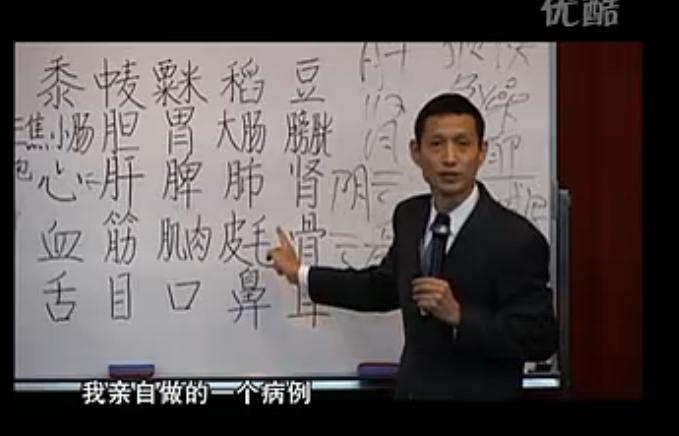 肝胆肾(陈金柱) 健康讲座