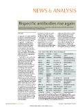 Bispecific antibodies rise again
