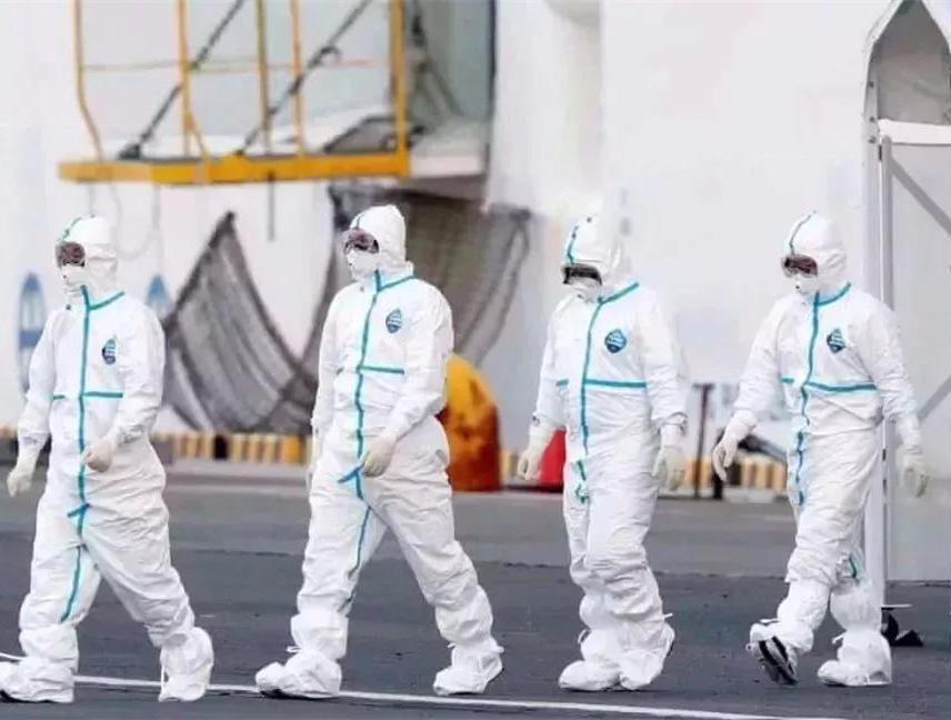 现在,全世界都在担心日本疫情蔓延