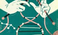 """遗传学大师George Church的""""疯狂尝试"""":对细胞进行了超13,000次的CRISPR编辑"""