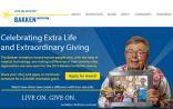 2015年度巴肯邀请奖招募 获奖者给予每人2万美元的慈善资助