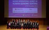 第二届人类基因组编辑国际峰会,贺建奎未出席开幕礼